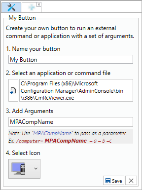 SCCM Remote Viewer